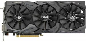 ASUS GeForce GTX 1060 STRIX, 6GB GDDR5, 192-bit