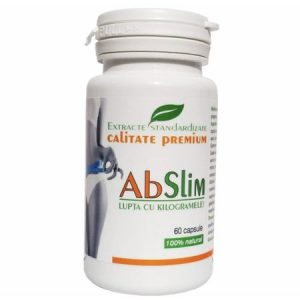 AbSlim - Capsula de Slabit 60 cps