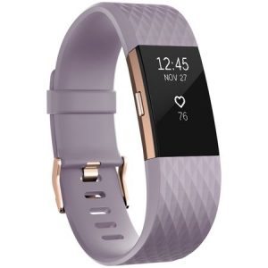 Bratara fitness Fitbit Charge 2, Lavender Rose Gold