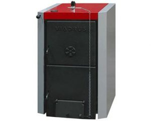 Centrala termica pe lemne Viadrus VU22D-8N 40 kW