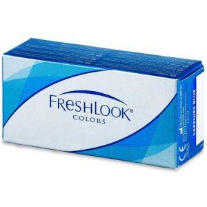 Lentile de contact Freshlook Colors, Misty Gray, fara dioptrie