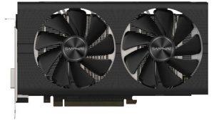 Sapphire Radeon RX 580 Pulse 4G, 4GB GDDR5, 256-bit