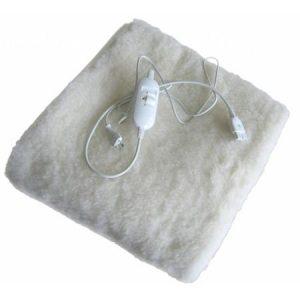 Patura Electrica ARGO NATURE Simpla din lana naturala, 180x90 cm