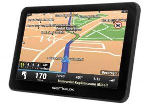 Sistem de Navigatie Serioux Urban Pilot UPQ700