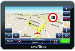 Sistem de Navigatie Smailo HD 50 Harta Full Europe