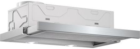 Hota Incorporabila Telescopica Bosch DFM064W50, Putere de Absorbtie 400