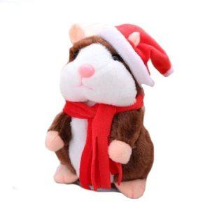Jucarie Interactiva Hamster Vorbitor