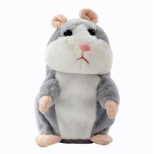 Jucarie Interactiva Hamster Vorbitor Oscar