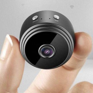 Mini Camera WiFi de Supraveghere, 1080p, Full HD
