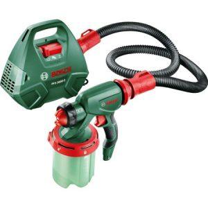 Sistem de Pulverizare Vopsea Bosch PFS 3000-2, 650 W