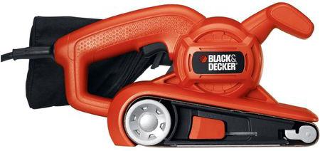 Slefuitor cu banda Black & Decker KA86, 75 x 457 mm