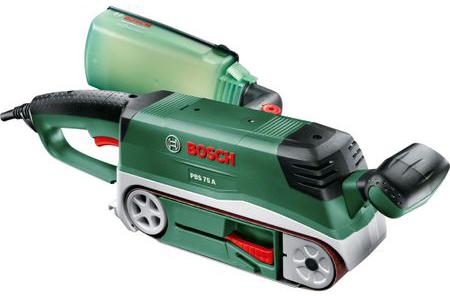Slefuitor cu banda Bosch PBS 75 A, 710 W, 75 x 533 mm