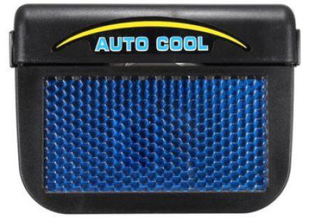 Ventilator Auto, Incarcare Solara, Pentru geam
