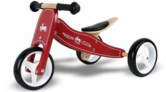 Woodland 2-1 Bike