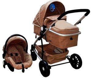 Carucior Nou Nascuti 3 in 1 Baby Care PRO YK