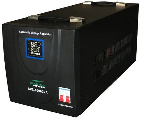 Stabilizator de Tensiune Electropower EP-SVC-10000VA, 8000W Servomotor