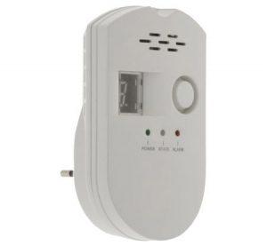 Detector de Gaz 230 V Konig