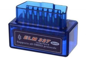 Interfata Diagnoza Auto Tester Bluetooth ELM 327 Mini