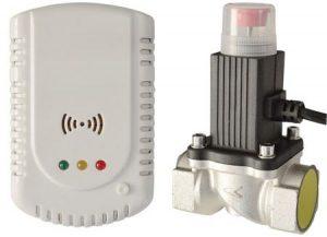 Kit Senzor Gaz PNI GD-01 si Electrovalva PNI V-02