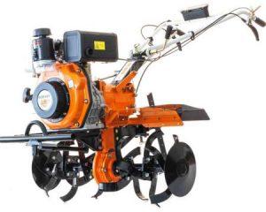 Motocultor Profesional Ruris 650KSD