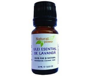 Ulei Esential Lavanda Natural Power, 10ml