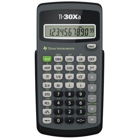 Calculator Stiintific Texas Instruments SCIENTIFIC TI-30XA