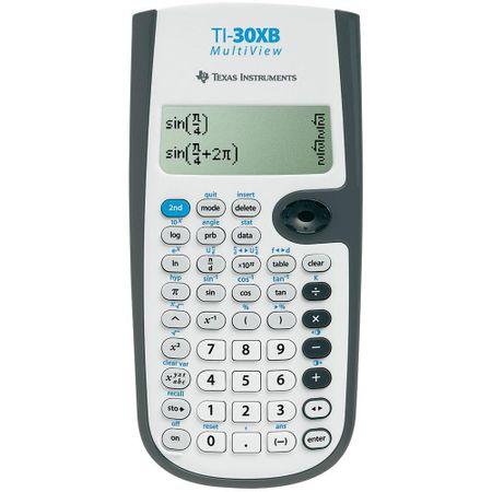 Calculator Stiintific Texas Instruments SCIENTIFIC TI-30XB MultiView