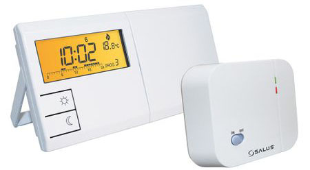 Termostat Ambiental Programabil Salus 091FLRF