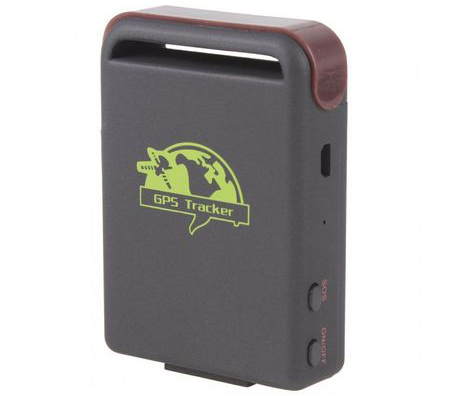 Microfon Spion cu Localizator GPS Real, Autonomie Mare, Monitorizare Online TK102