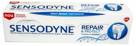 Pasta de dinti Sensodyne Repair and Protect