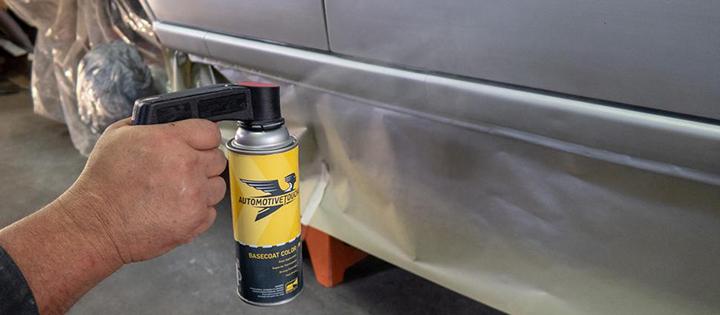 vopsea auto spray