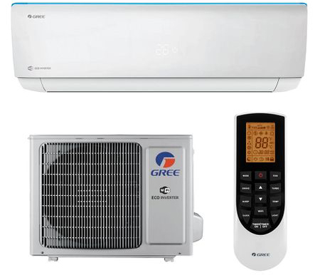 Aparat de Aer Conditionat Gree Bora A4 R32 Inverter 9000 BTU