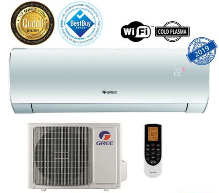 Aparat de aer conditionat Gree Fairy R32 GWH18ACD-K6DNA1D Inverter 18000 BTU