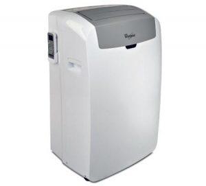 Aparat de Aer Conditionat Portabil Whirlpool PACW9COL, 9000 BTU