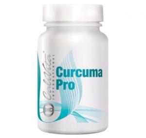 Suplimentul Alimentar Curcuma Pro CaliVita, Antiinflamator Natural
