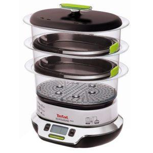 Aparat de Gatit cu Aburi Tefal VS400333 VitaCuisine Compact