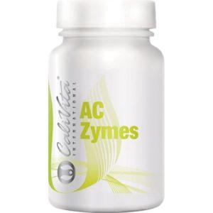 Probiotice Baturale AC-Zymes CaliVita 100 Capsule Lactobacillus Acidophilus
