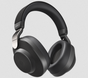Casti Bluetooth Jabra Elite 85h, SmartSound, Over-Ear, ANC, Titan Black