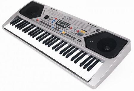 Orga Electronica cu 61 de Clape USB MP3 si Radio FM MQ-001UF