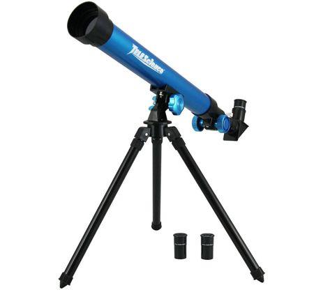 Telescop Astronomic 2550 40 mm iMK, Cu Aplicatie Mobila, VD