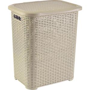 Cos de Rufe Heinner Care, Plastic Rattan, 45 L, Bej