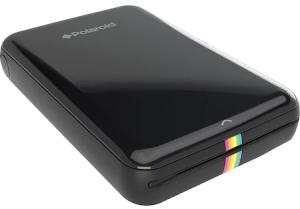 Imprimanta foto portabila Polaroid ZIP, Bluetooth, NFC, Negru, Imprimare Termica + BONUS