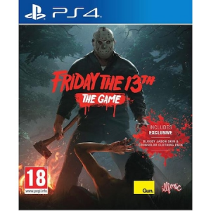 Joc Friday The 13Th Ps4