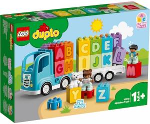 LEGO DUPLO - Primul meu Camion cu Litere