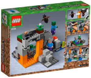 LEGO Minecraft - Pestera cu Zombi
