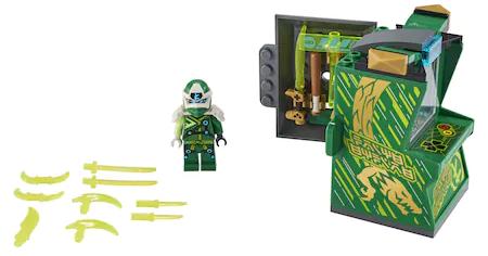 LEGO NINJAGO - Avatar Lloyd - Capsula Joc Electronic