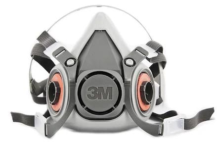 Masca 3M de Protectie 6200 Un Set de Filtre 17 Elemente