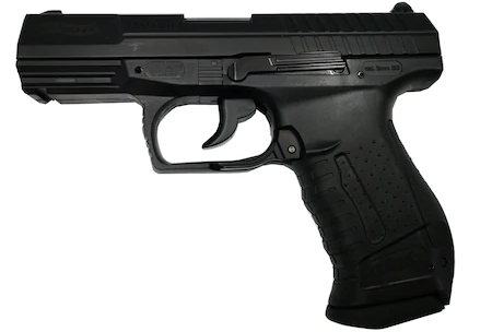 Pistol Airsoft CO2 Walther P99 DAO Upgraded 3J, Umarex
