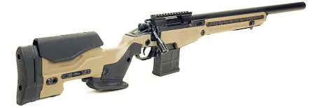 Pusca Airsoft Model AAC T10 SNIPER RIFLE - FDE 90