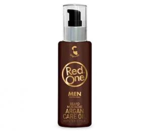 Ulei Pentru Barba si Mustata, Argan Care Oil, RedOne, 50 ml